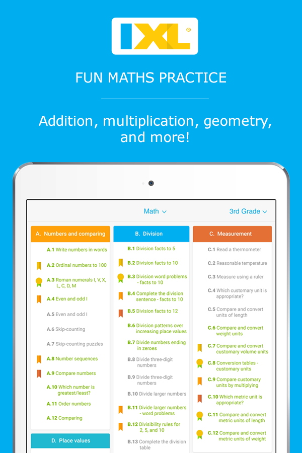 IXL Maths – Ixl Math Worksheets